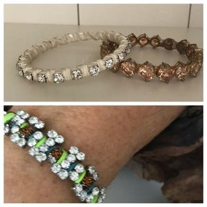 3 Beautiful Bracelets